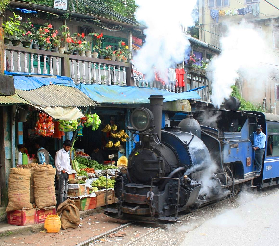Darjeeling Railway Train