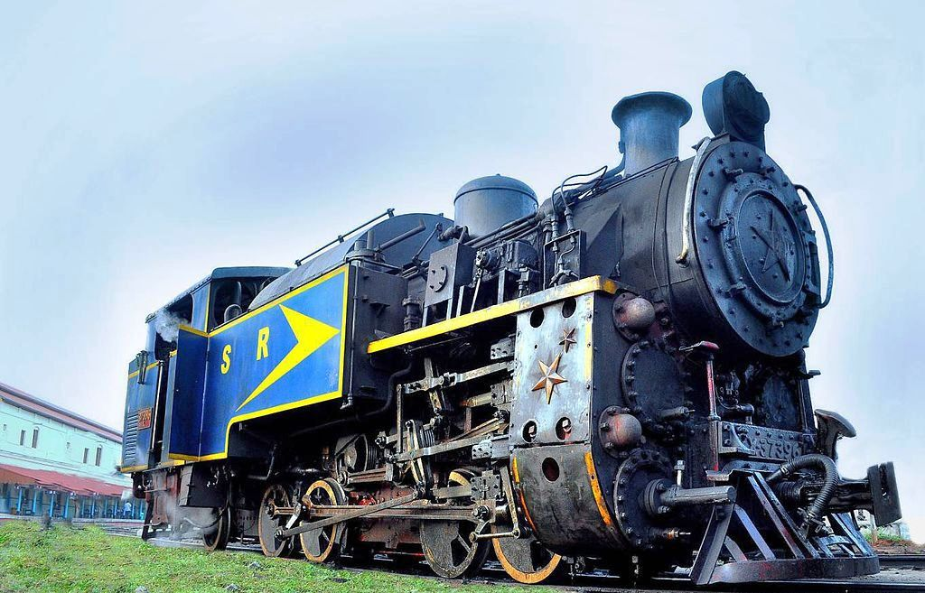 Nilgiri Railway Steam Engine